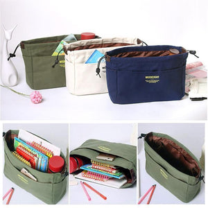 Canvas Handbag Organizers