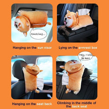 Load image into Gallery viewer, Creative Cartoon Paper Napkin Tissue Box