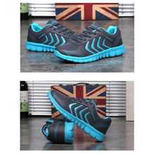 Load image into Gallery viewer, Fashion women's sneakers breathable mesh running shoes