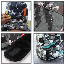 Load image into Gallery viewer, Cycling Windproof Winter Hat