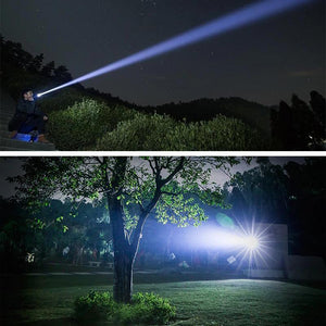 50% OFF-POWERFUL FLASHLIGHT