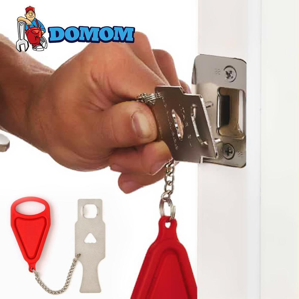 Domom® Portable Security Door Lock