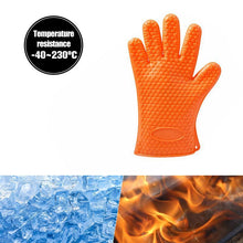 Load image into Gallery viewer, Bequee Heat-resistant Silicone Gloves