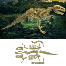 Load image into Gallery viewer, DIY Archaeological Mining Dinosaur Fossil Toys