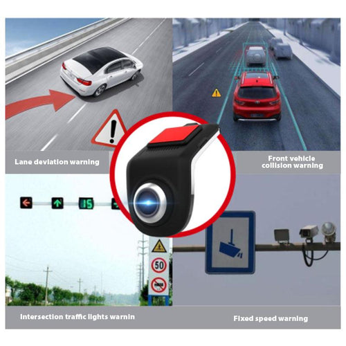 HD Navigation USB Driving Recorder