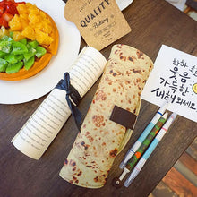 Load image into Gallery viewer, Creative Stationery - Burrito Roll Pen Bag