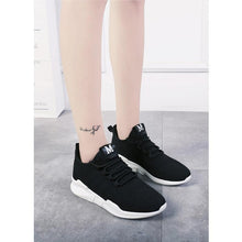 Load image into Gallery viewer, New fashion sports and leisure flying shoes for women