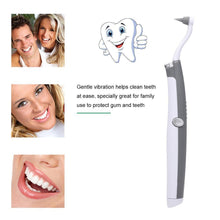 Load image into Gallery viewer, 3 In 1 Tooth Cleaning Tools Kit With LED Light