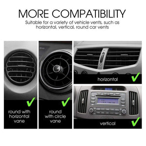 Adjustable Vehicle Air Purifier
