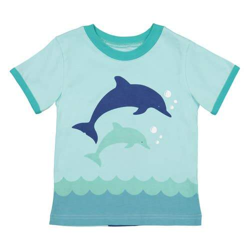 Dolphin Shirt - Hawaiian Children's Books