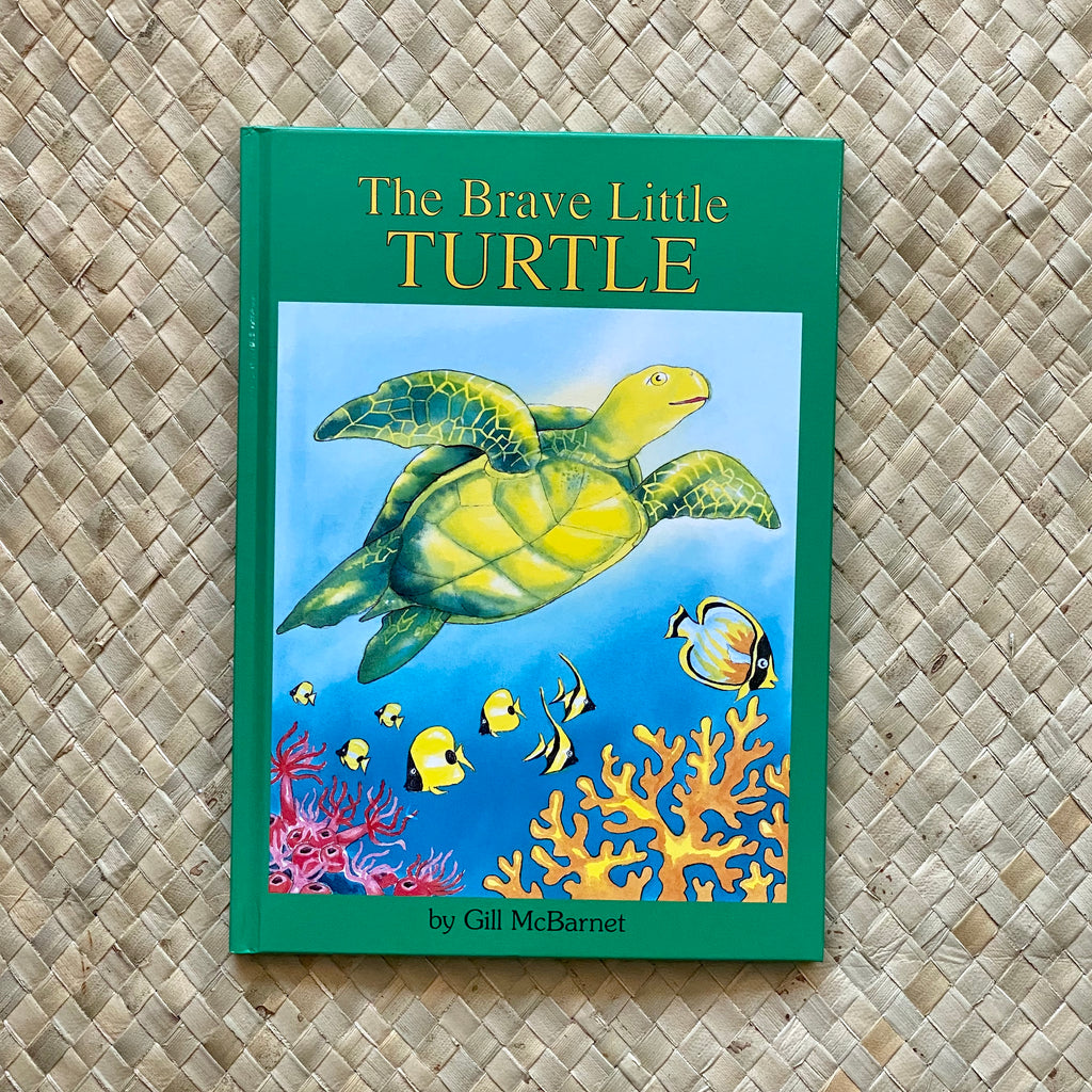 Turtle Gift Set - Hawaiian Children's Books