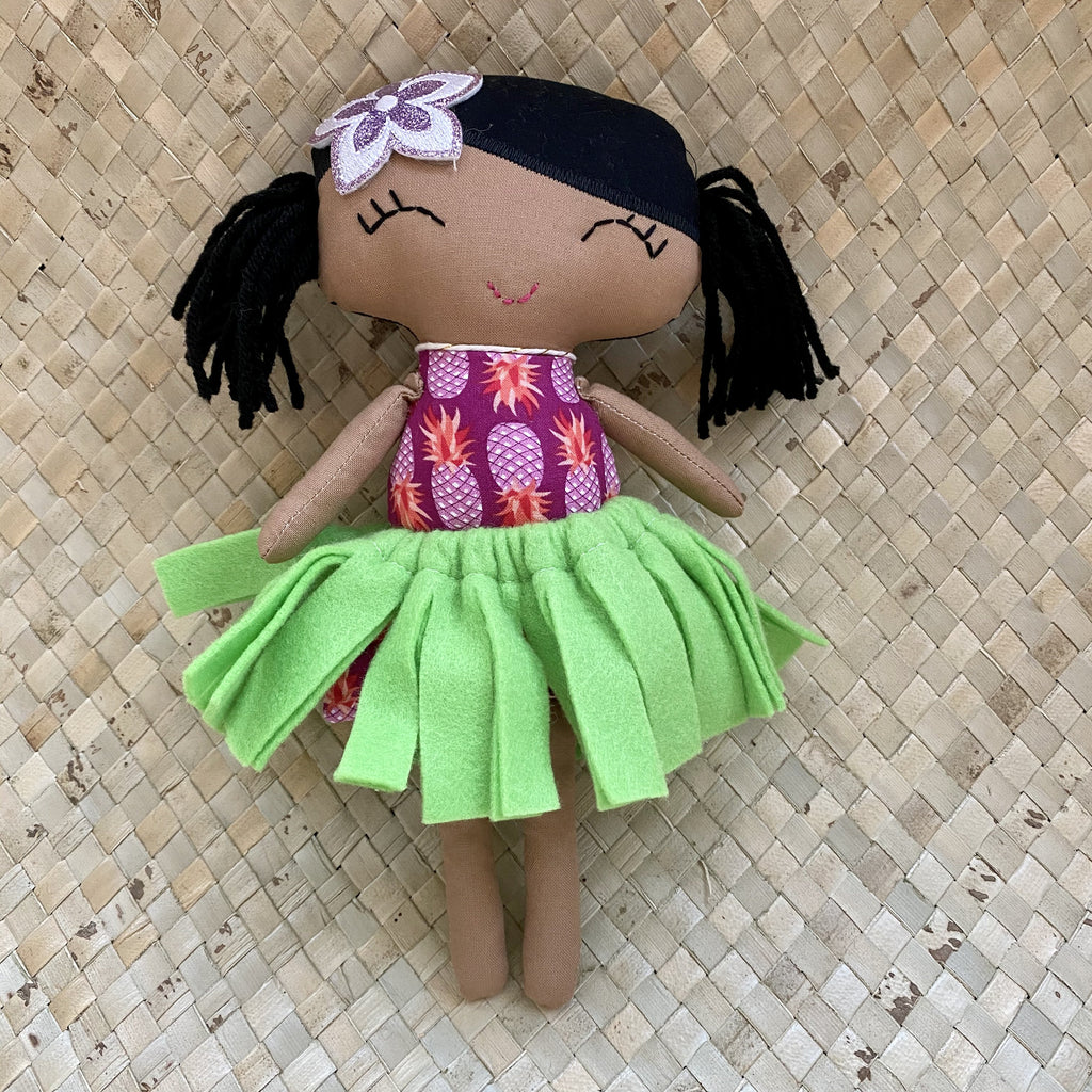 Hula Girl Gift Set