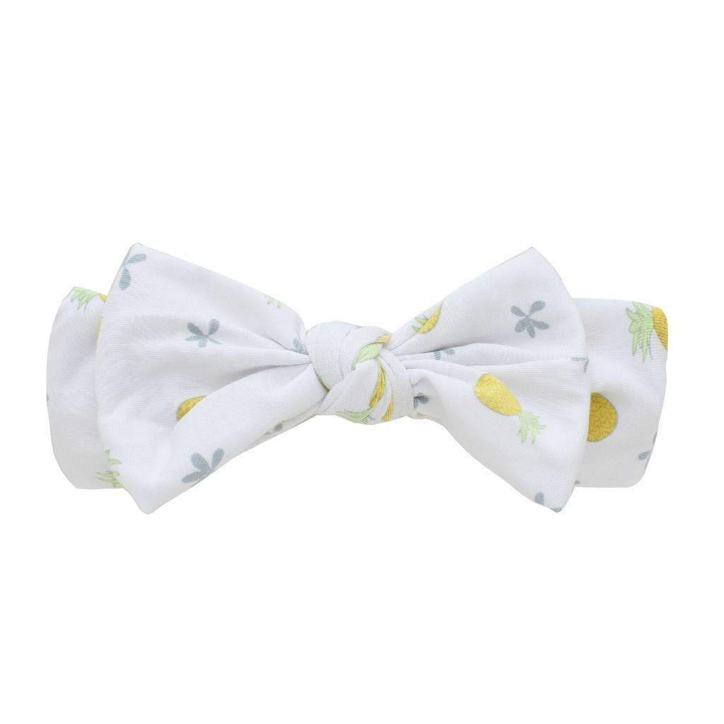 Pineapple Bow Headband - Hawaiian Children's Books