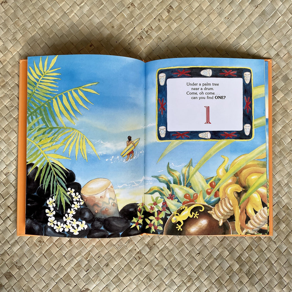 The Gecko Collection - Hawaiian Children's Books