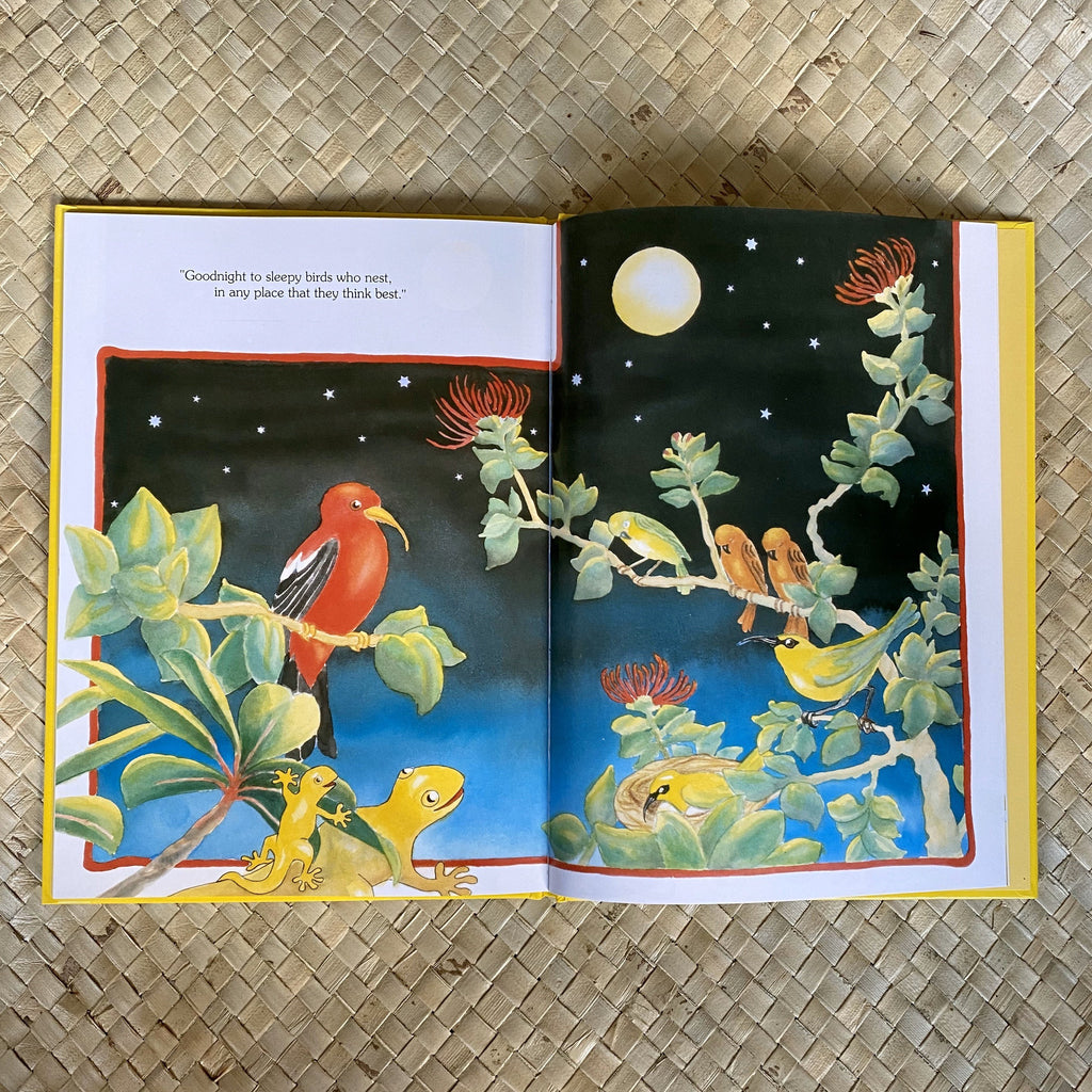 The Goodnight Gecko - Hawaiian Children's Books