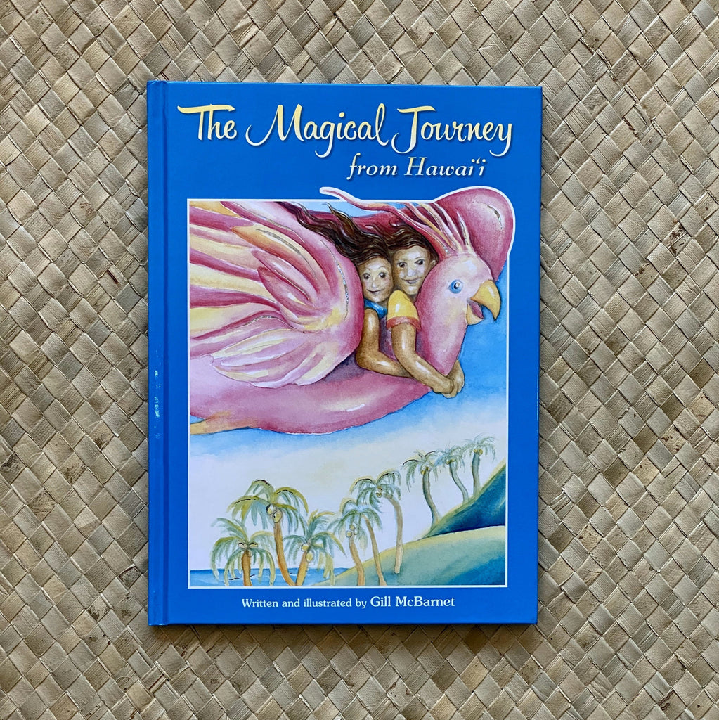 The Magical Journey from Hawaii - Hawaiian Children's Books