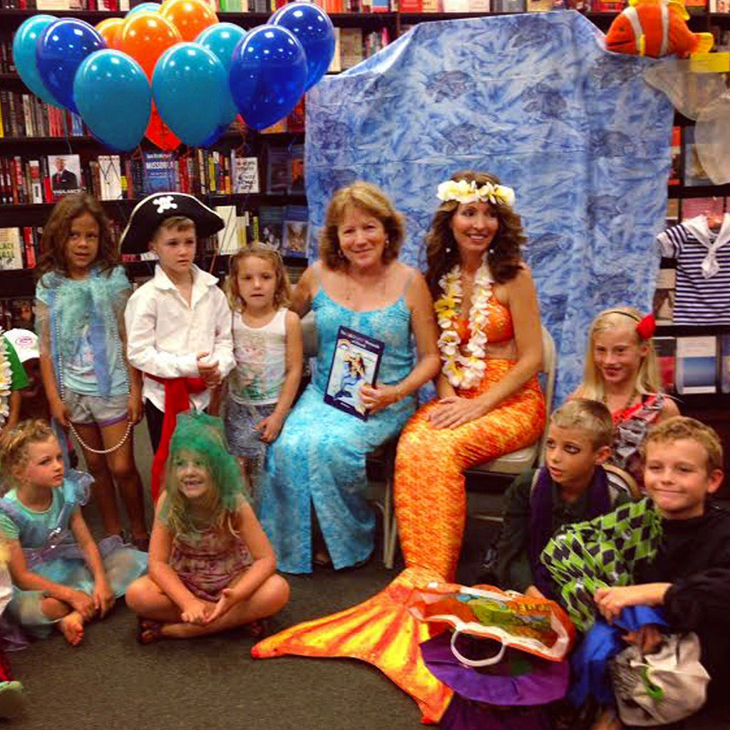 The Rainbow Mermaids of Hawaii - Hawaiian Children's Books