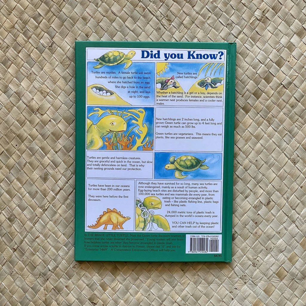 The Turtle Collection - Hawaiian Children's Books