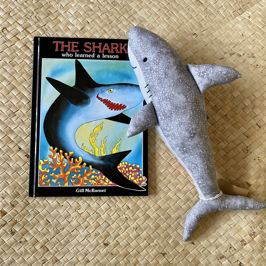 Shadow the Shark Duo - Hawaiian Children's Books