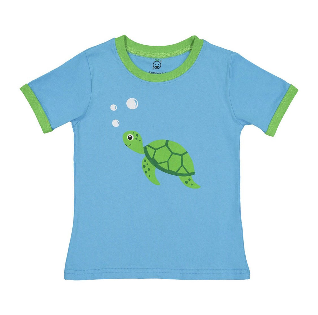 Turtle Shirt - Hawaiian Children's Books
