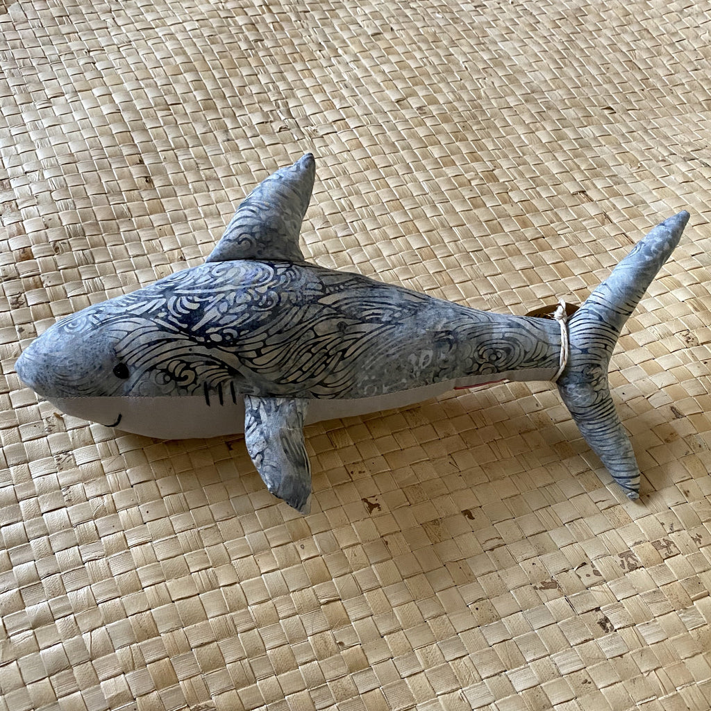 Handmade Shark - Hawaiian Children's Books