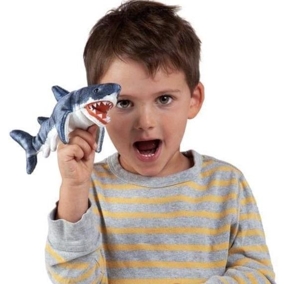 Baby Shark Finger Puppet - Hawaiian Children's Books