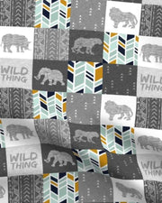 Wild Thing Safari - Gliz Design