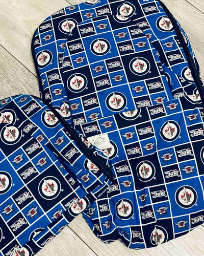 Winter - Vintage Winnipeg Jets - Gliz Design