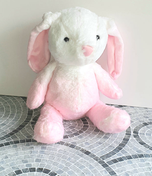 Pink Ombre Bunny 'Odette'