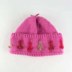 Berry Pink Hat - Adult