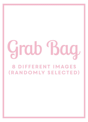 Note Cards- Grab Bag