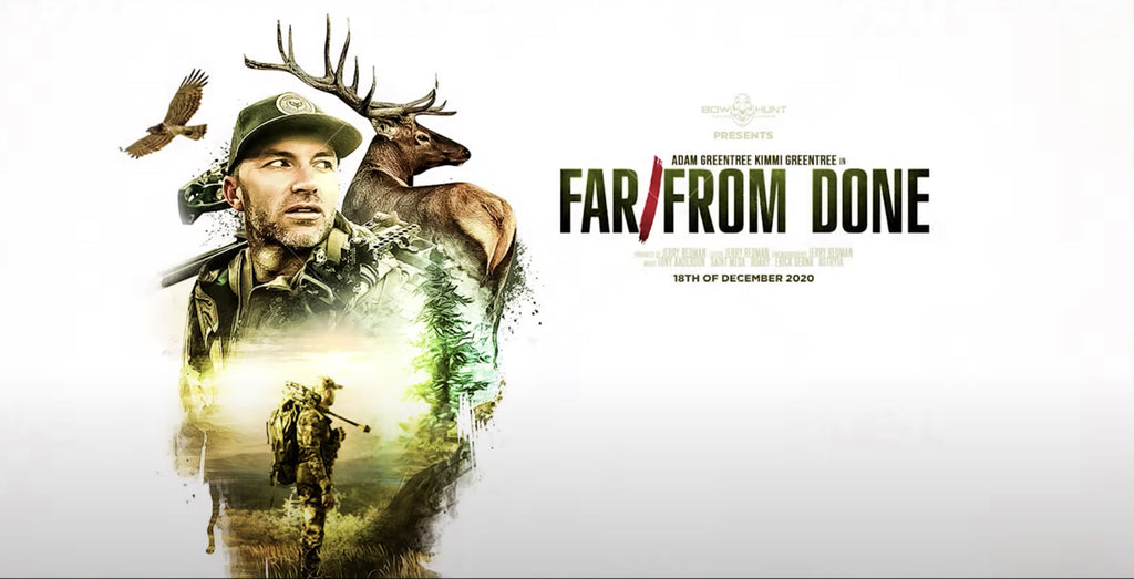 Far/From Done Bowhunt Downunder Jerry Redman Adam Greentree