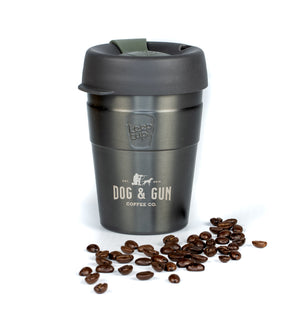 Dog & Gun Keep Cup