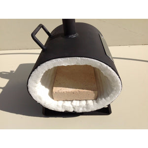 Portable Propane Forge Single Burner - Hells Forge USA