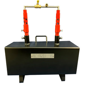 MAX Propane Forge Double Burner Unit - Hells Forge USA