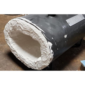 HELLCOTE 3000 Refractory Cement - Hells Forge USA