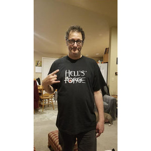 Hell's Forge T-Shirts for Men