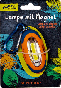 LAMPE A AIMANT NATURE ZOOM