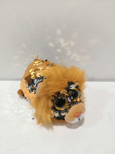 TEENY TY SEQUINS REGAL LE LION
