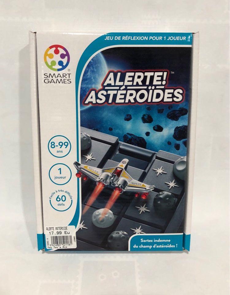 Alerte Astéroïdes - SMART GAMES