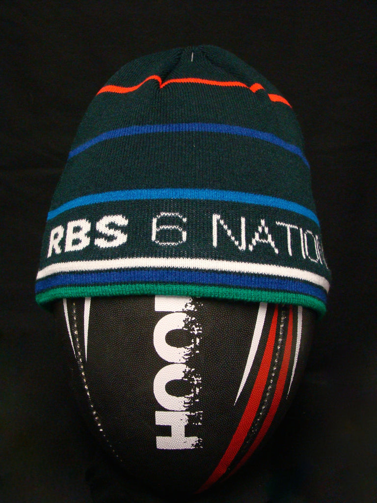 Beanie Six Nations Striped