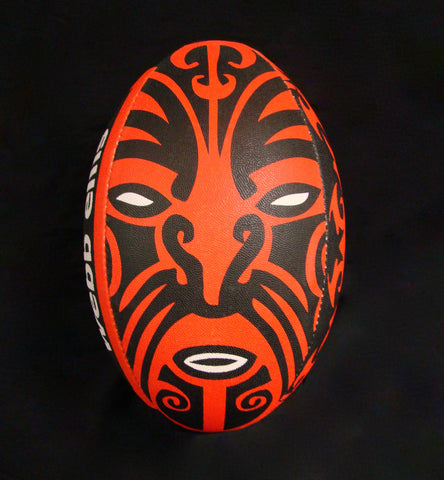 Rugby Ball Maori Extreme