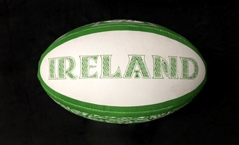 Combo - Ireland Keychain & Ball