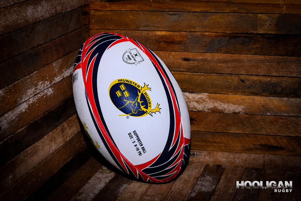 Rugby Ball Munster Supporter