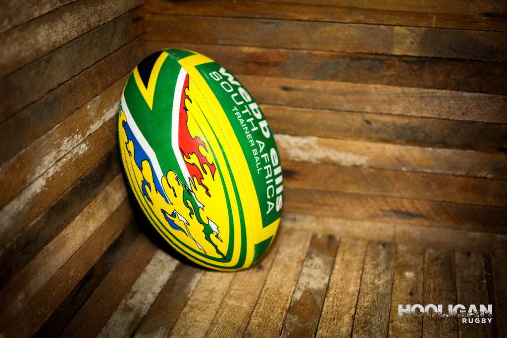 Rugby Ball South Africa Flag Ball