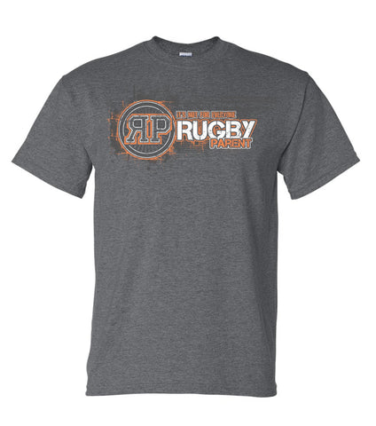 T-Shirt Hooligan Rugby Parent