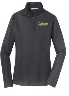 Saints Rugby 1/4 Zip - Womens