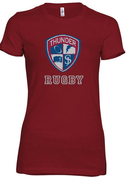 Thunder Rugby Women's Shirt