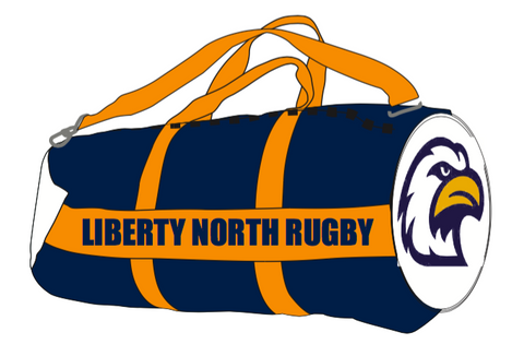 EAGLES CUSTOM KIT BAG WITH PLAYER NAME
