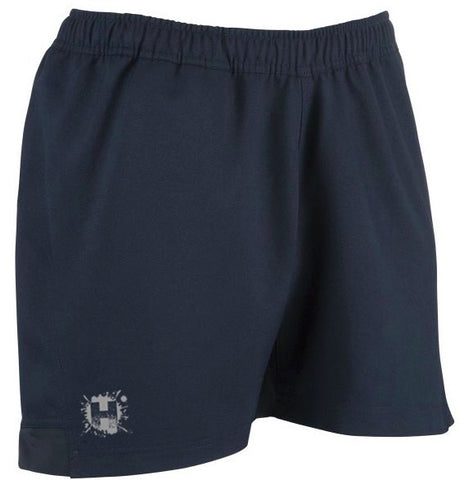 HOOLIGAN ELITE RUGBY SHORTS - NAVY